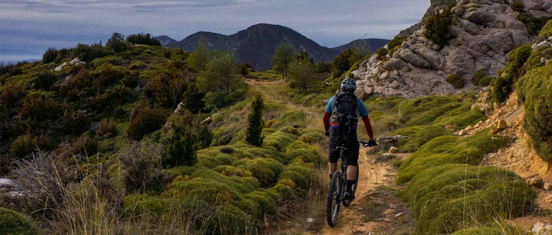 Mtb allmountain Pyrenees