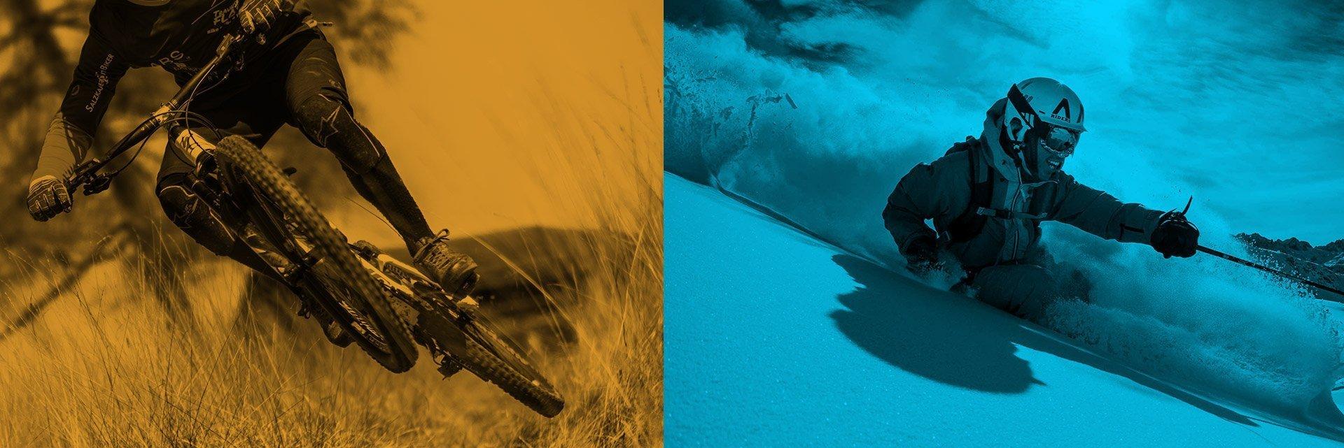 mtnlines esquí y mtb enduro