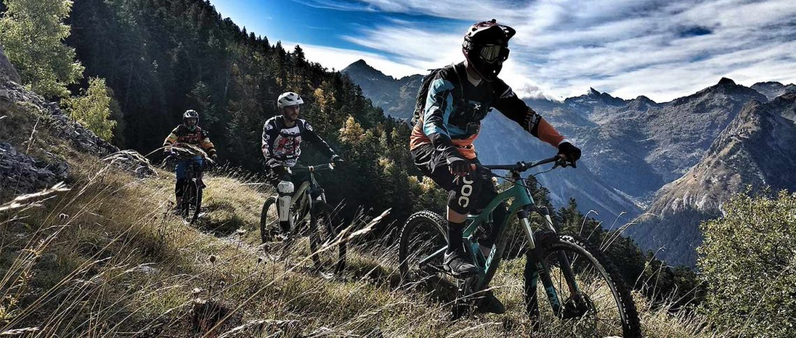 Las mejores rutas de Mtb enduro Valle de Arán