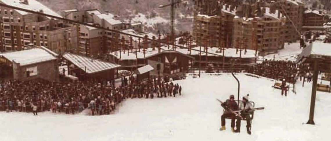 Enlargement of Baqueira Beret