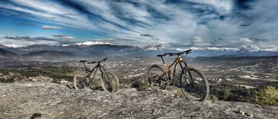 Mtb allmountain Holidays Pyrenees 7 days