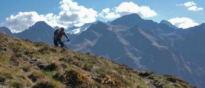 Bicicleta eléctrica Valle de Arán